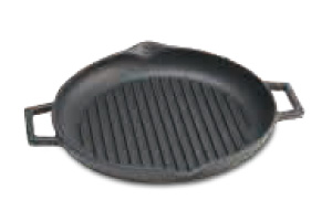 CAST IRON GRILL PAN - PL26